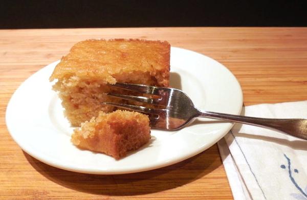 magic lemon cake